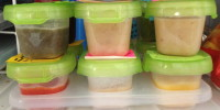 First Baby Food Recipes from teeny tiny foodie