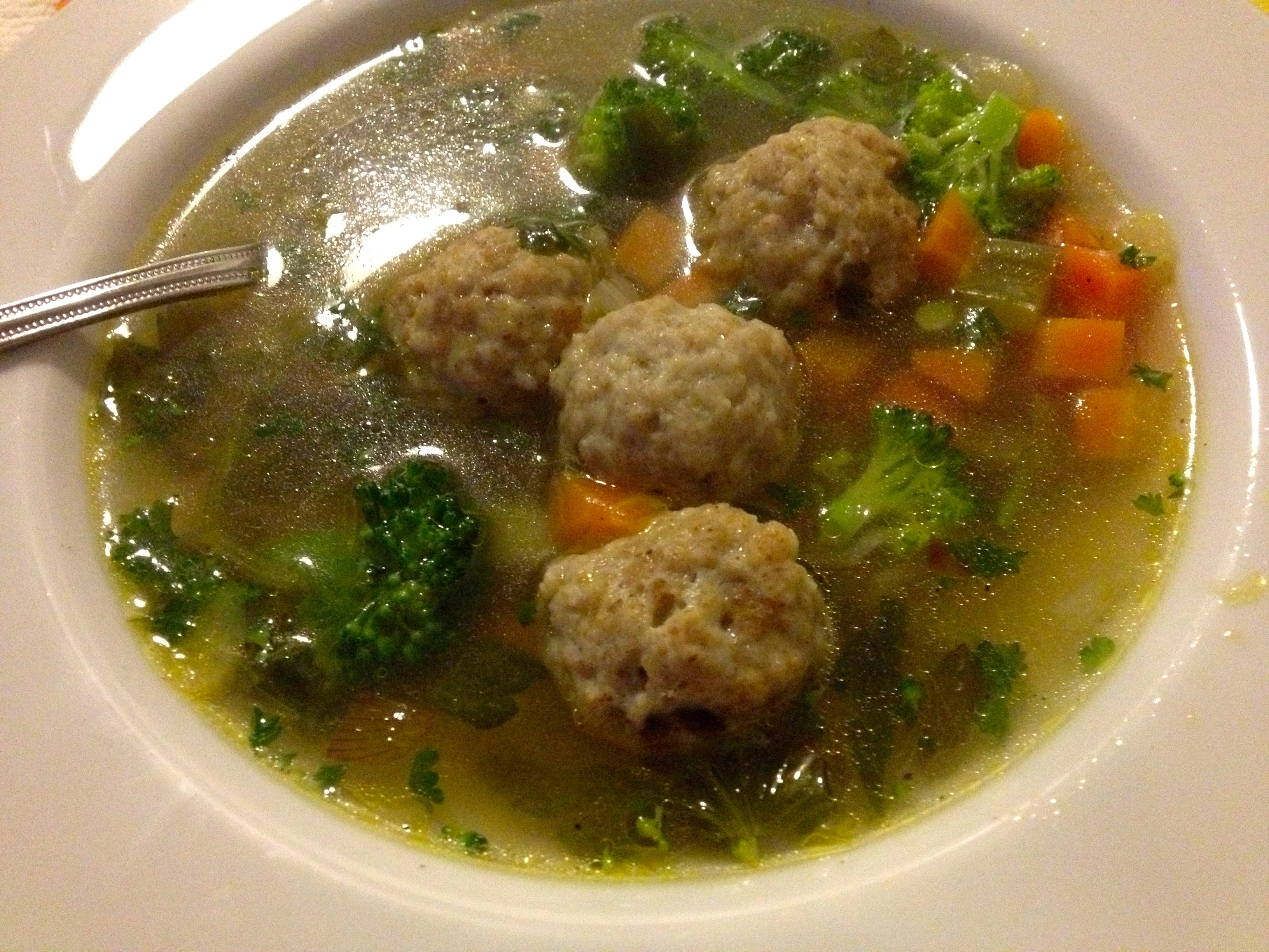To Me Matzoh Ball Soup Is The Ultimate Comfort Food It Makes Me Think Of Home And Just Thinking About It Makes Me Feel Better When I M Sick