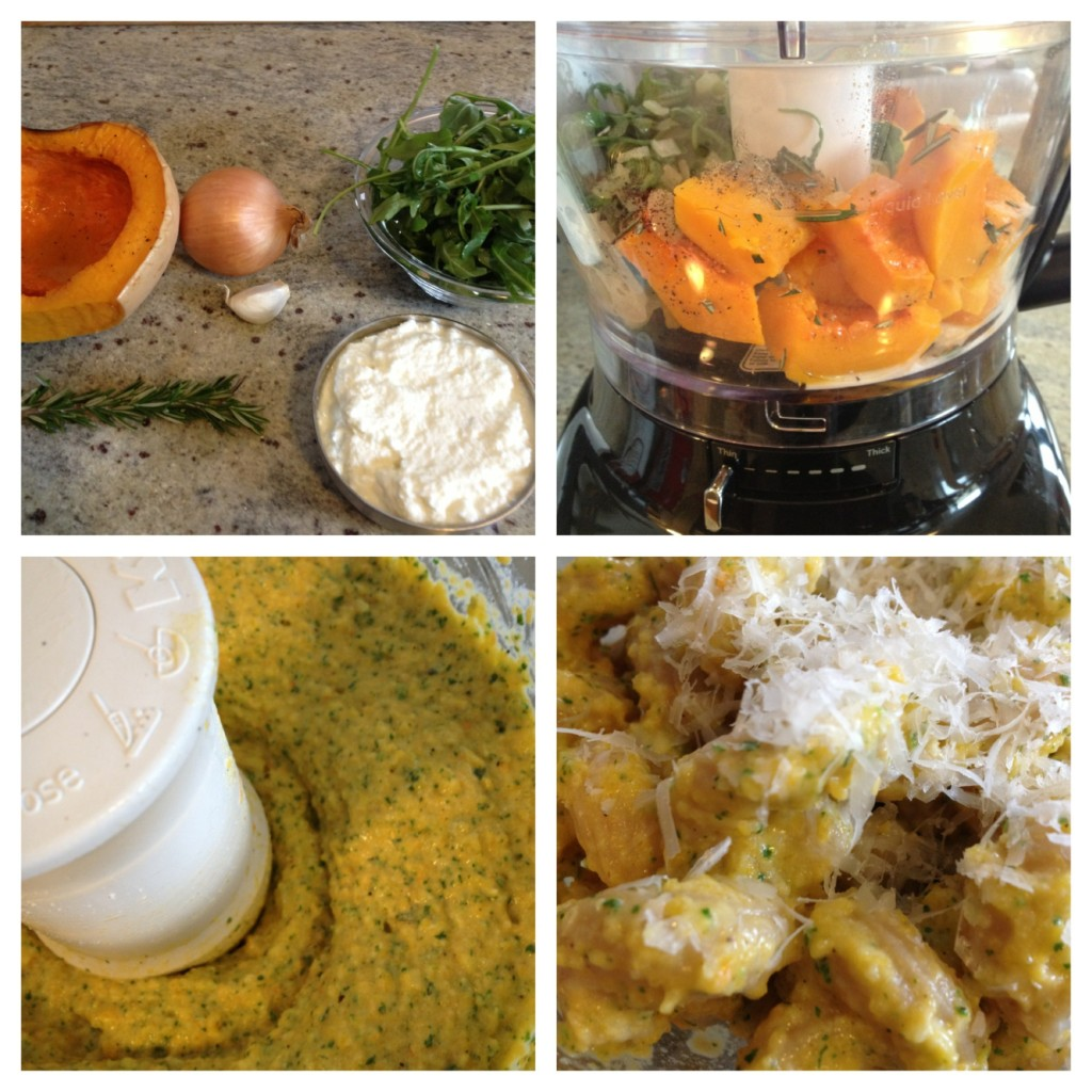 ... recipes for the whole family | Roasted Butternut Squash Pasta Sauce