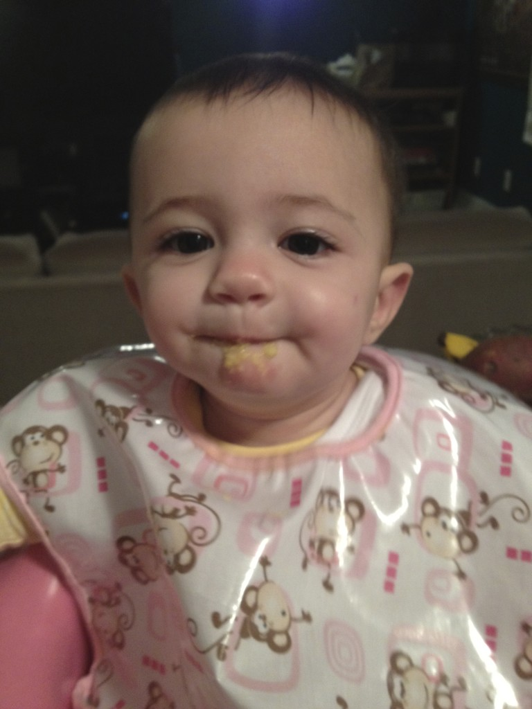 YUMMY! I love corn purée!
