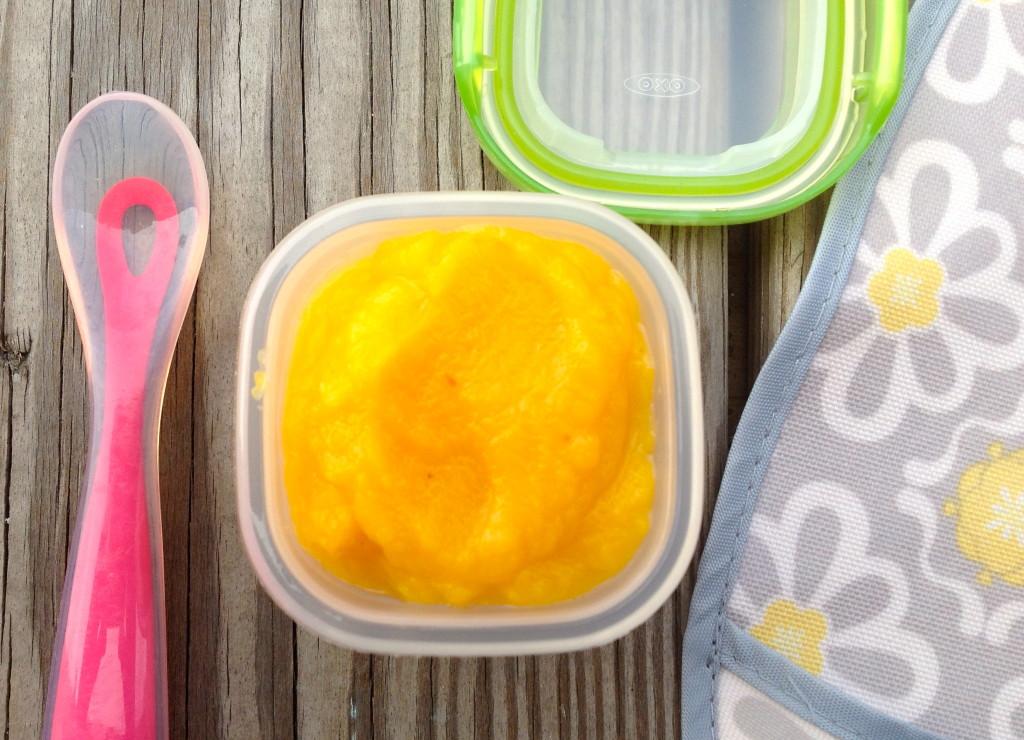 Simple Roasted Pumpkin Puree