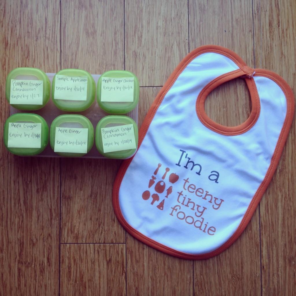 baby food purees