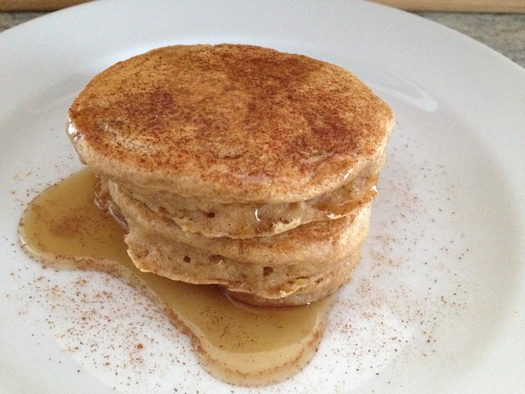 Puree Pancakes