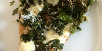 Lemony Kale Pizza