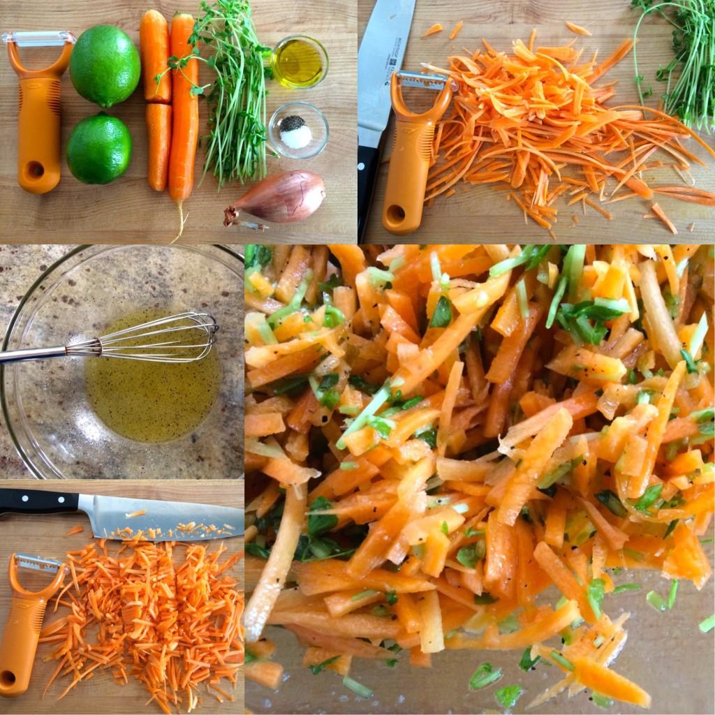 Carrot Confetti Salad