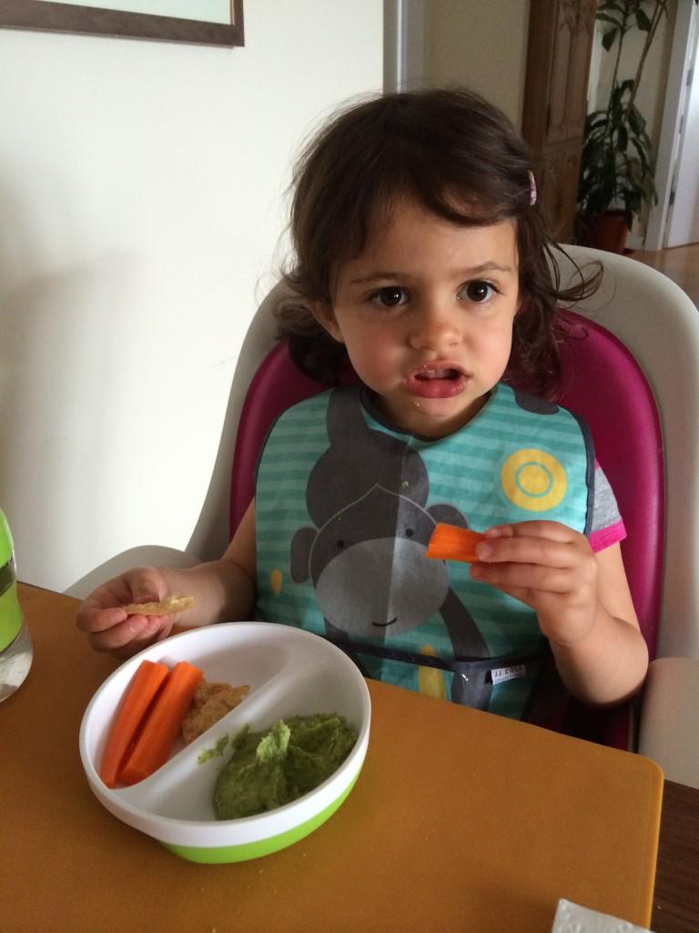 Green Hummus by teeny tiny foodie