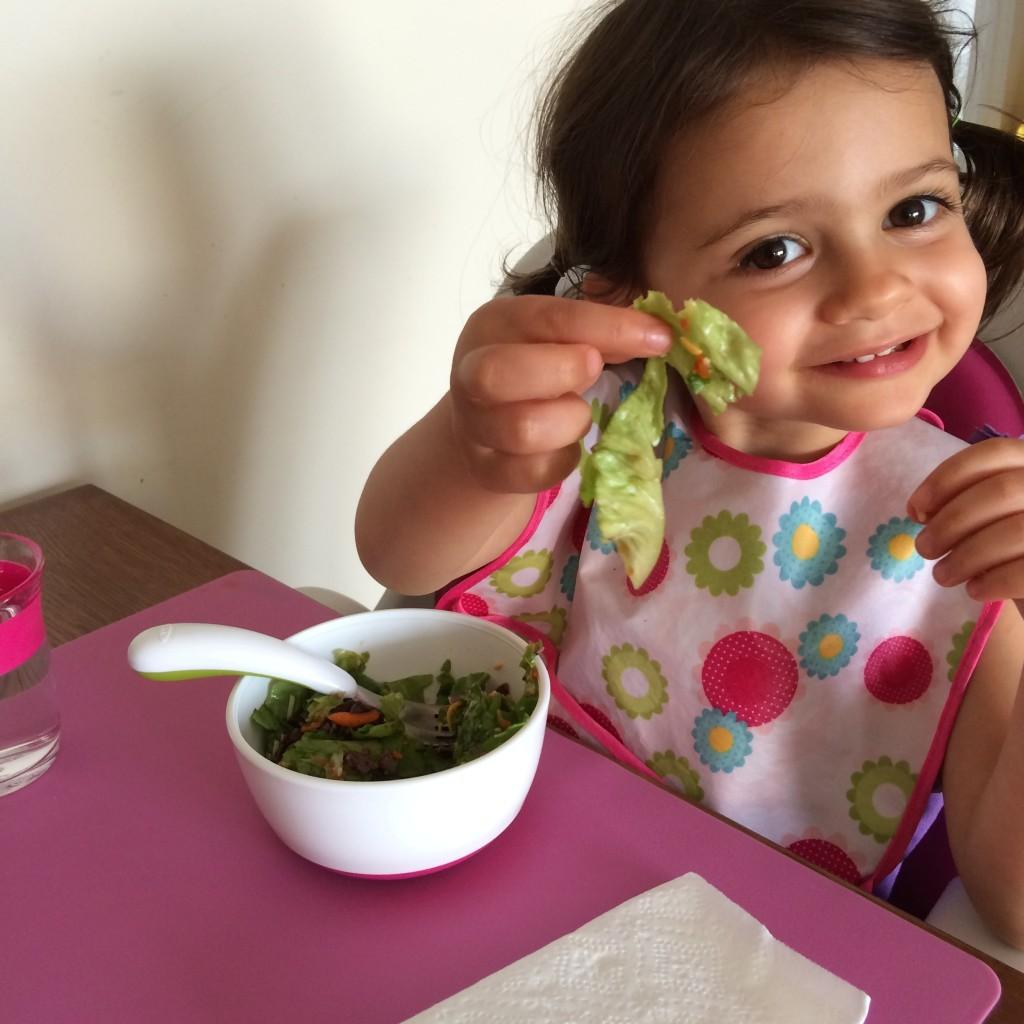 I like the lettuce! from teeny tiny foodie