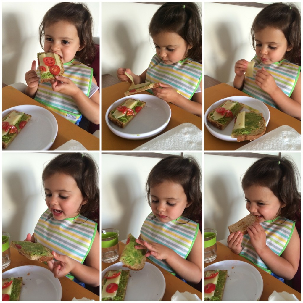 The Toddler Taste Test from teeny tiny foodie