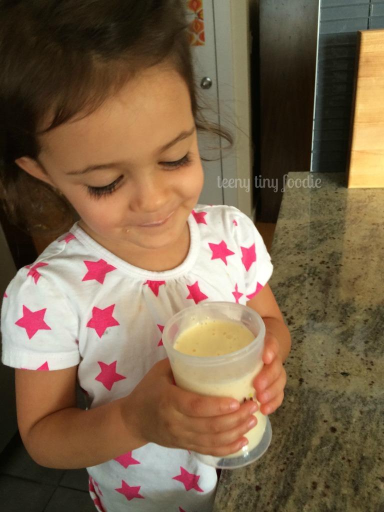 I love milkshakes!