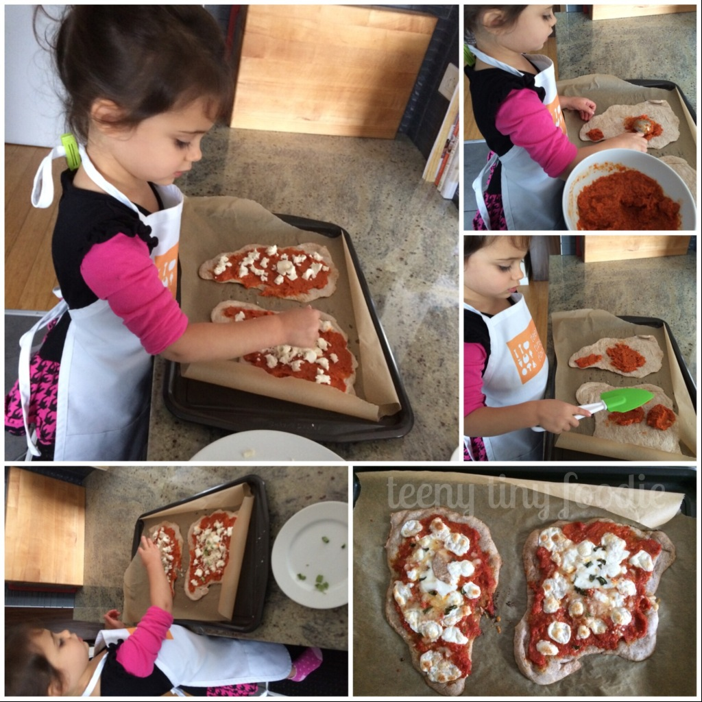 Make, and freeze, your own whole wheat #pizza dough for a delicious and #healthy crust! from teeny tiny foodie
