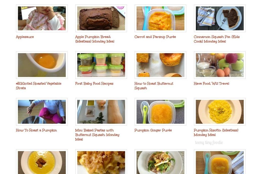 Teeny Tiny Foodie Award Winning Recipes For The Whole Family
