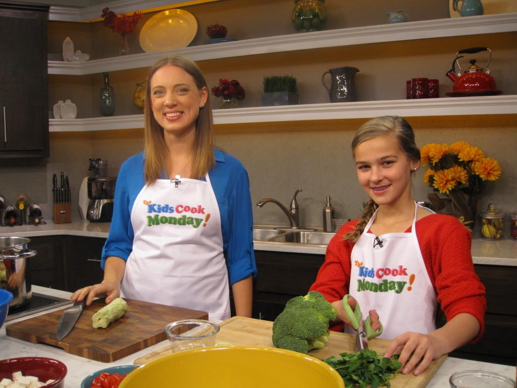 Diana on Better TV Show TKCM
