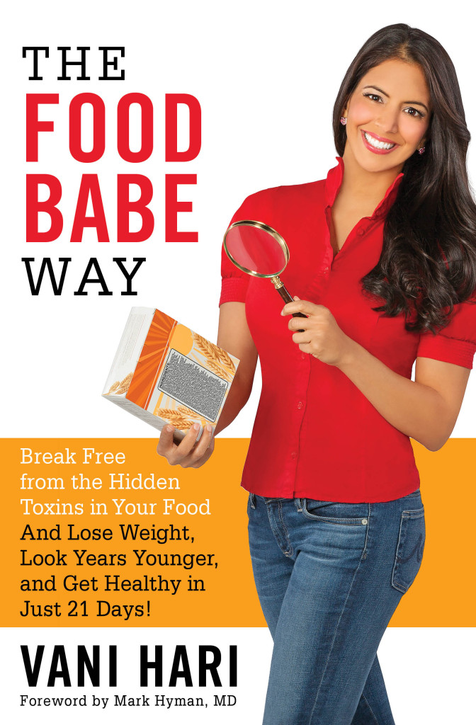 Read my review of The Food Babe Way on teeny tiny foodie #thefoodbabe #bookreview #healthyeating #FoodBabeWay