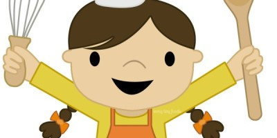 Eliana the Chef from teeny tiny foodie will be bringing you free printable recipes written just for kids! #kidsinthekitchen #toddlerscancook
