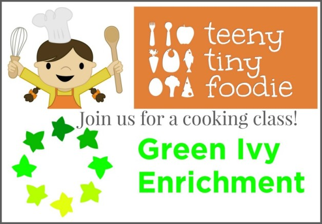 Join me and Eliana for a teeny tiny chefs class in Battery Park City! Click on the post to register your 2-5 year old today!