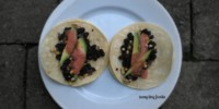 The Summer Tacadilla by teeny tiny foodie is an easy and delicious twist on a soft taco.
